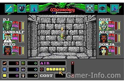 Wizardry VI: Bane of the Cosmic Forge (1990 video game)