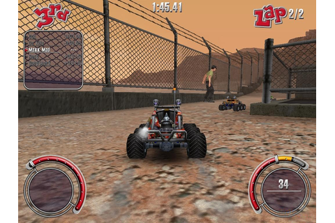RC Cars (a.k.a. Smash Cars) Download (2003 Simulation Game)