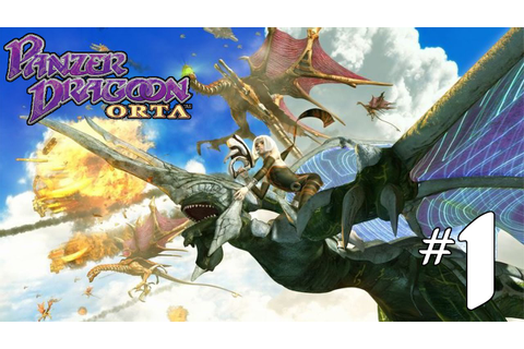 Panzer Dragoon Orta - Part 1 Episode 1 & 2 - YouTube