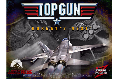 Download Top Gun: Hornet's Nest (Windows) - My Abandonware