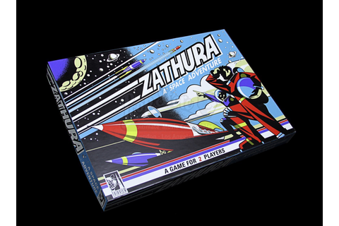 ZATHURA: A SPACE ADVENTURE (2005) - Board Game Box ...