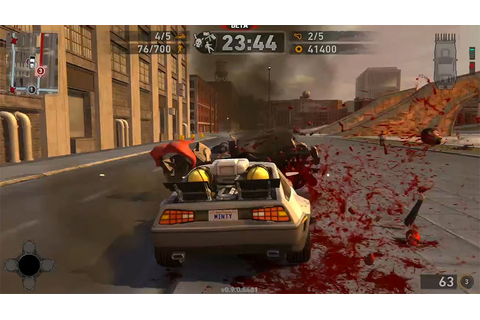 First Impressions: Carmageddon Max Damage | Gaming Blog