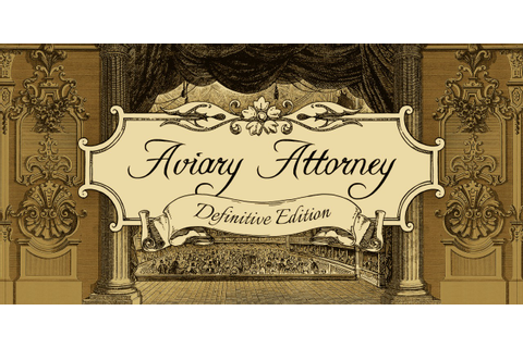 Aviary Attorney: Definitive Edition | Nintendo Switch ...