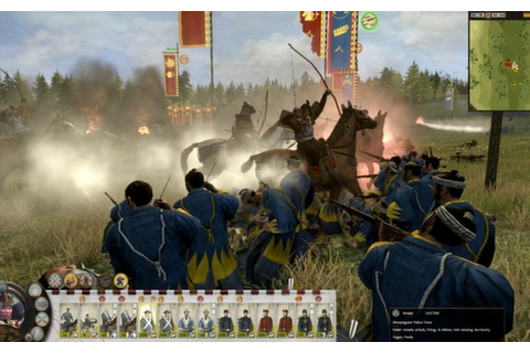 Total War: Shogun 2 - Fall of the Samurai on Steam - PC ...