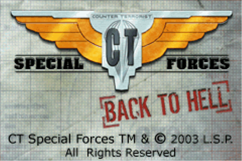 CT Special Forces 2 - Back to Hell (E)(Rising Sun) ROM