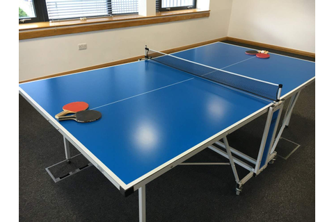 Table Tennis Game Hire - Ping Pong Equipment Hire Supplier
