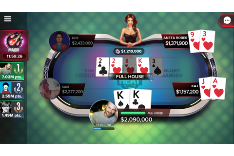 Poker Heat - Free Texas Holdem Poker Games - Android Apps ...