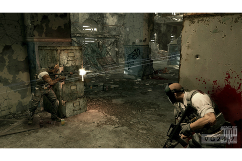 Army of Two: Devil's Cartel screens show guns, masks and ...
