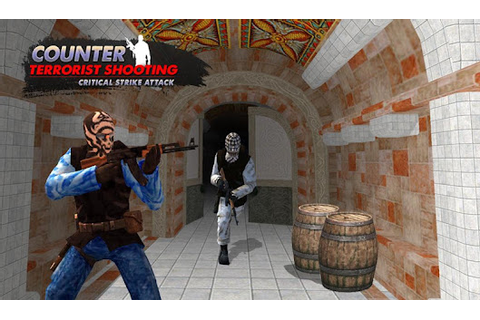 Counter Terrorist Shooting Critical Shoot Attack - Apps on ...