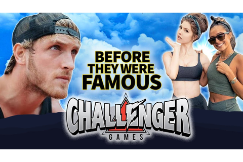 Challenger Games | Before They Were Famous | Full Line Up ...