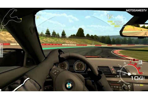 Auto Club Revolution Beta - BMW 1er M Coupe at SPA - YouTube