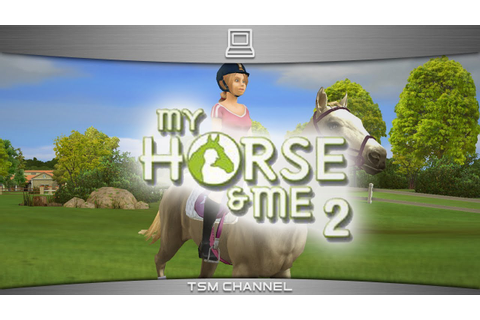 My Horse And Me 2 : Wii (part 2/2) (Horse Game) - YouTube