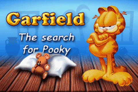 Play Garfield - The Search for Pooky Nintendo Game Boy ...