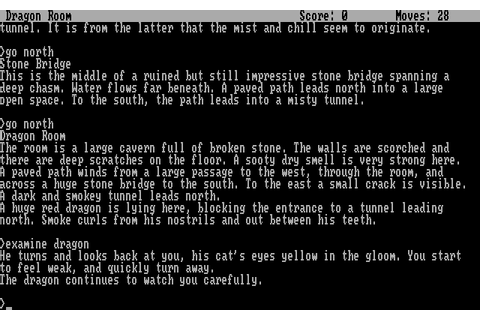 Zork II: The Wizard of Frobozz Details - LaunchBox Games ...