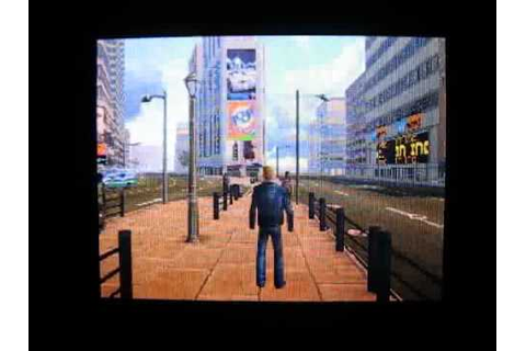 COP -The Recruit (Amazing 3D world) Nintendo DS - YouTube