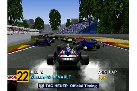 Formula 1 97 Download Free Full Game | Speed-New