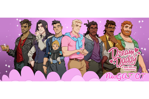 Dream Daddy: A Dad Dating Simulator |OT| Thirsty for Pop ...