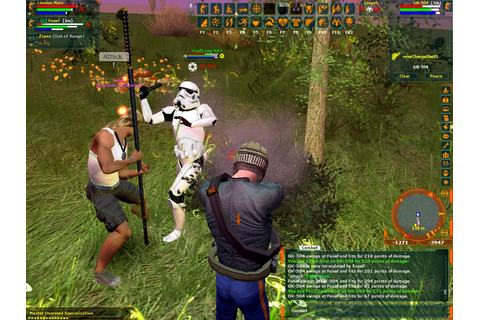 Star Wars Galaxies: An Empire Divided | RPG Site