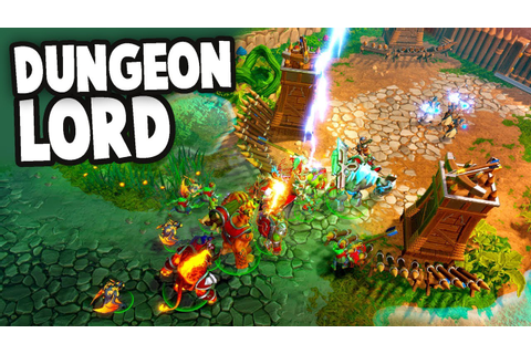 NEW Dungeon Keeper!? Invasion of the OVERWORLD! (Dungeons ...