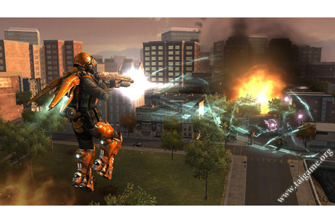 Earth Defense Force: Insect Armageddon - Download Free ...