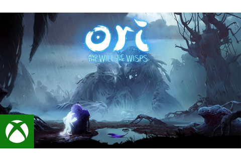 Ori and the Will of the Wisps - E3 2017 - 4K Teaser ...