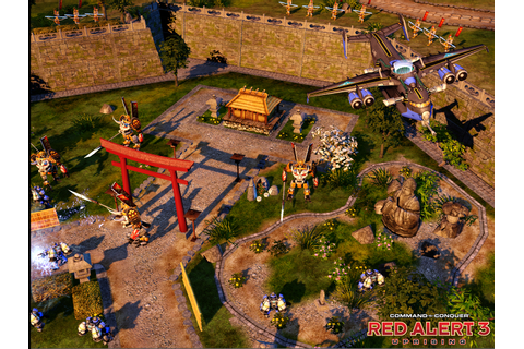 Command&Conquer: Command and Conquer Red Alert 3 Uprising