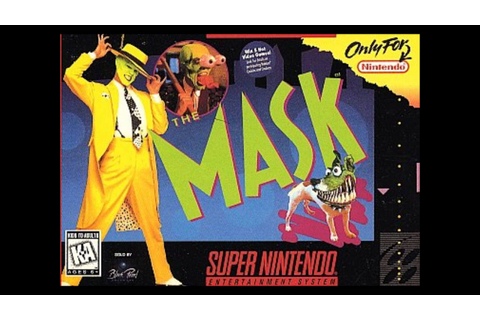 The Mask, SNES - OST Stage 1 - YouTube