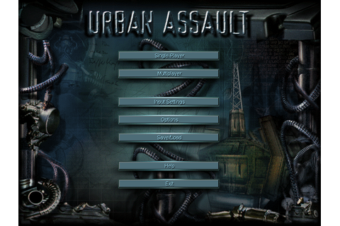 Urban Assault (1998) by TerraTools Windows game