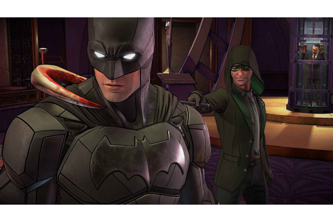 Batman: The Enemy Within è la nuova stagione di 'Batman ...