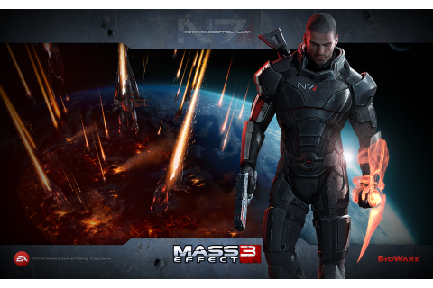 2012 Mass Effect 3 Game Wallpapers | HD Wallpapers | ID #10201