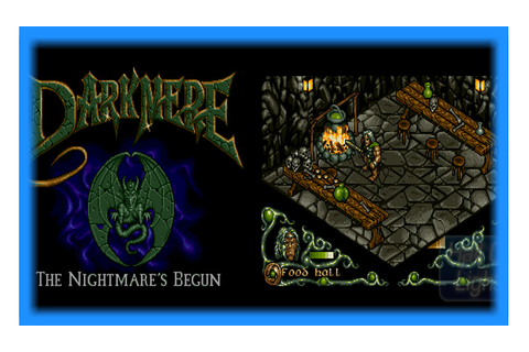 Darkmere: The Nightmare's Begun (AGA) - Homebrew Download ...