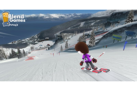 We Ski And Snowboard Screenshots For Wii - CINEMABLEND