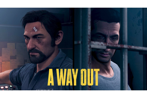 A Way Out – Meet Vincent and Leo – Digital Games