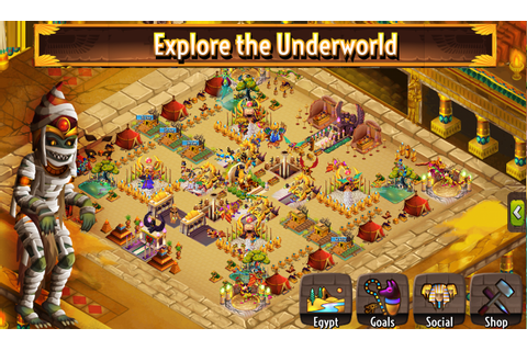 Age of Pyramids: Ancient Egypt - Android Apps on Google Play