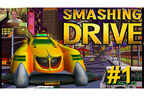 GET OUT OF MY WAY | Smashing Drive Arcade Game #1 - YouTube