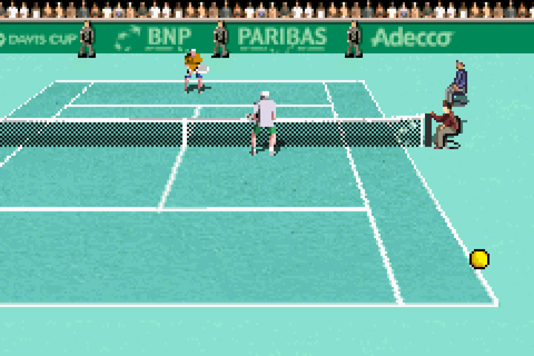 Davis Cup Tennis Download Game | GameFabrique