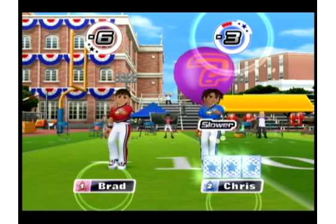 We Cheer 2 (Wii) - Party Game -- Hot Balloon - YouTube