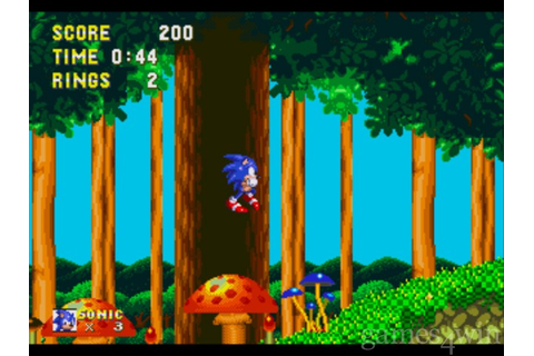 Sonic and Knuckles Download on Games4Win
