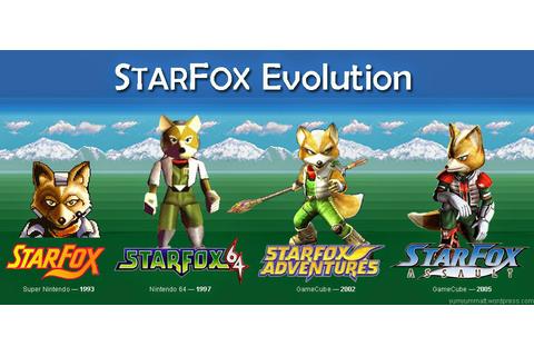 Starfox on Qwant Games