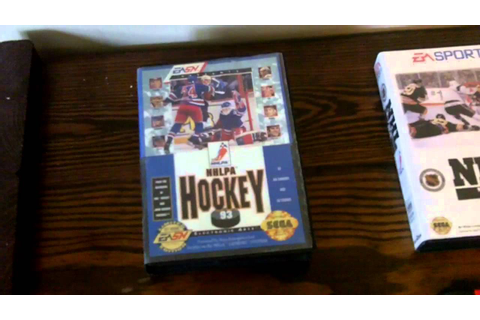NHLPA Hockey '93 vs. NHL '94: Which one is the Greatest 16 ...