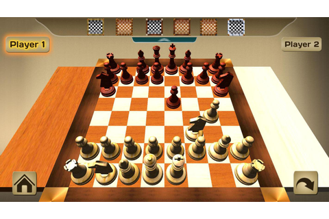 3D Chess - 2 Player APK Download - Free Board GAME for ...