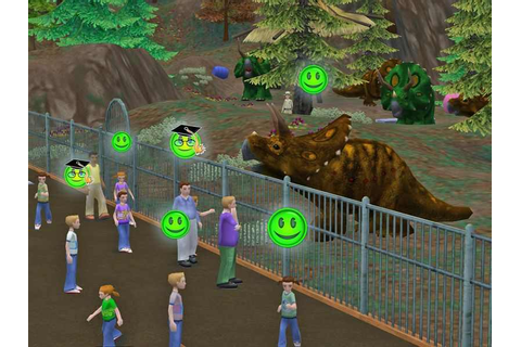 Zoo Tycoon 2 Dino Danger Pack Download Free Full Game ...