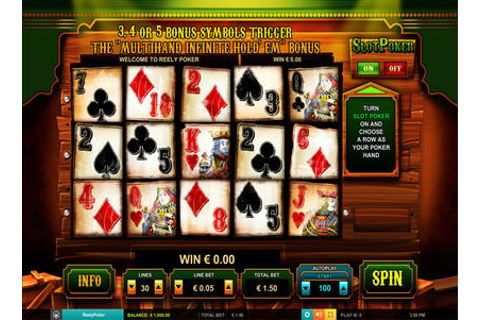 Leander Games Reely Poker | Play Leander Games Reely Poker ...