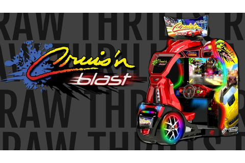 Cruis'n Blast - YouTube