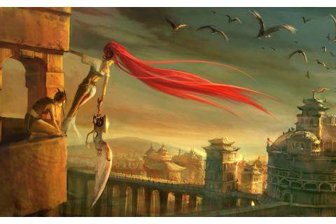 Heavenly Sword HD Game Wallpapers - wallpapers