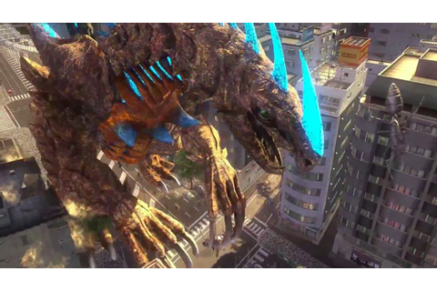 Earth Defense Force 4.1: The Shadow of New Despair - TGS ...