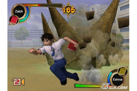 Infinite Games: Zatch Bell: Mamodo Fury - Dicas para Ps2