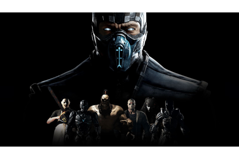 Mortal Kombat X XL Edition, HD Games, 4k Wallpapers ...