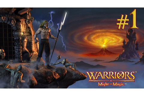 Let's Play Warriors of Might and Magic [#1] «Abismo del ...