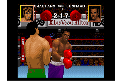 Boxing Legends of the Ring (USA) ROM Download
